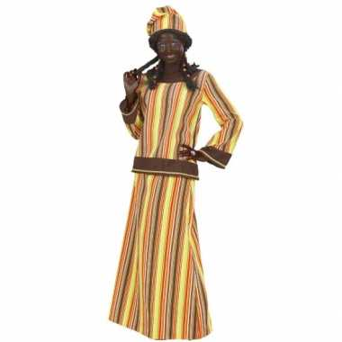 Afrikaanse dame outfit
