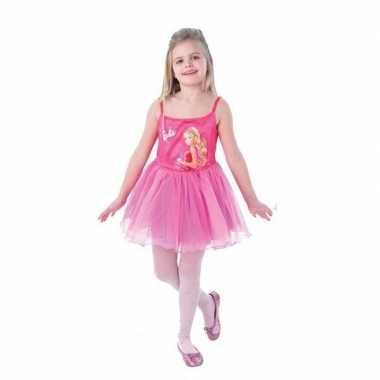 Barbie ballerina verkleed jurkje voor meisjes