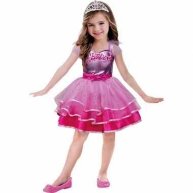 Barbie kostuum voor meisjes