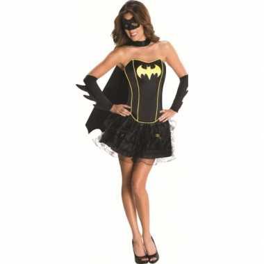 Batman kostuum voor dames