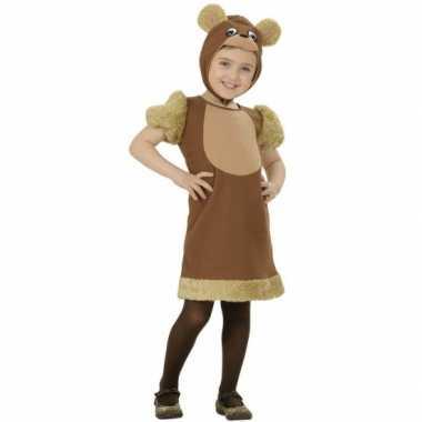 Beren kostuum voor kleuters