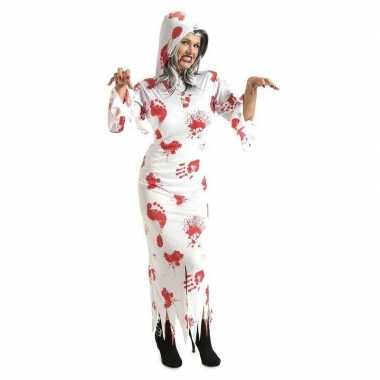 Bloederig spoken jurk