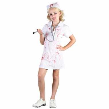 Bloederige verpleegster jurk voor meisjes