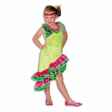 Caribisch kinder jurkje