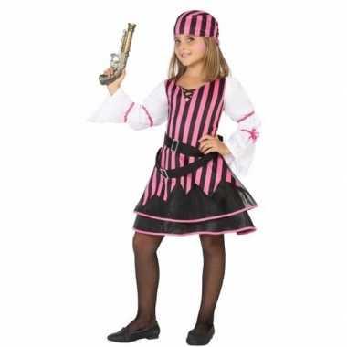 Carnavalskleding piraten meisje