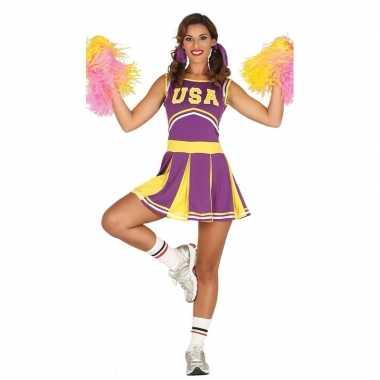 Cheerleaders jurkje voor dames