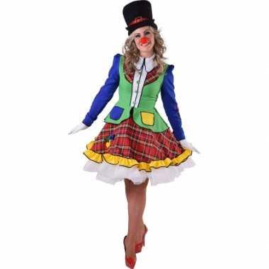 Clown pipo jurkjes voor dames