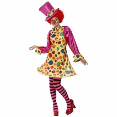 Clownspak dames