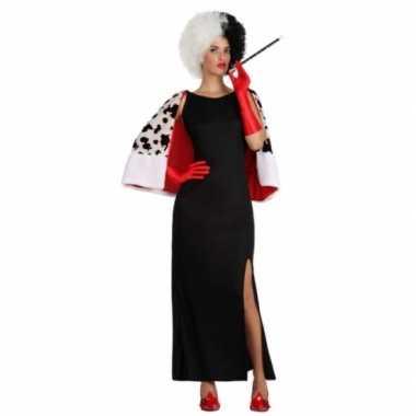 Cruel dames jurk met stola voor dames