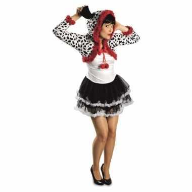 Dalmatier kostuum voor dames