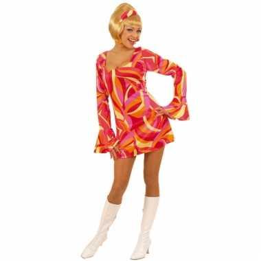 Dames jurk jaren 70