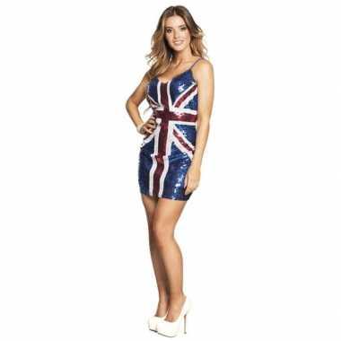 Dazzle jurk londen print 10157736