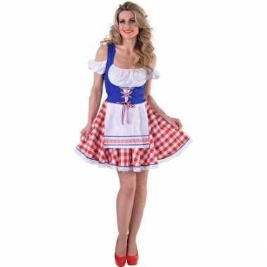 Dirndl jurkje hollands meisje