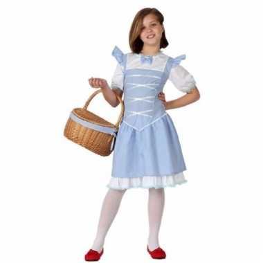 Dorothy wizard of oz verkleedjurk voor meisjes