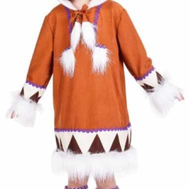 Eskimo outfit voor meiden
