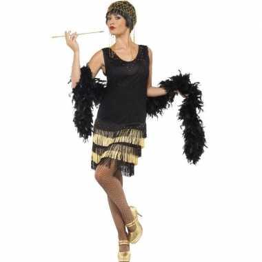 Flapper twenties verkleedkleding voor dames