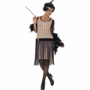 Flapper verkleedkleding voor dames