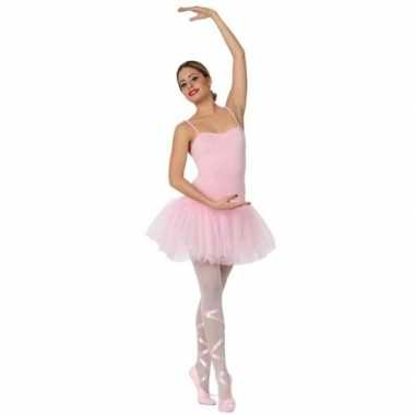 Goedkope ballet danseres verkleed jurkje voor dames