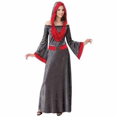 Gothic maiden jurk voor dames