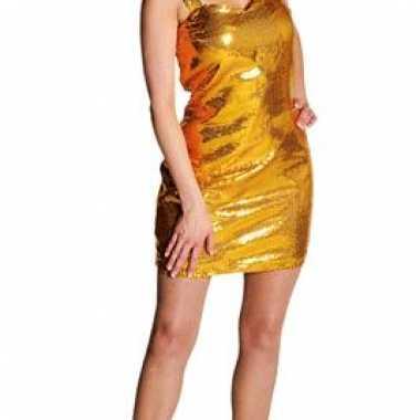 Gouden dames jurkjes
