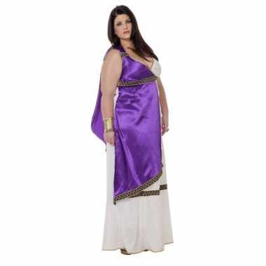 Grote maat romeins kostuums voor vrouwen