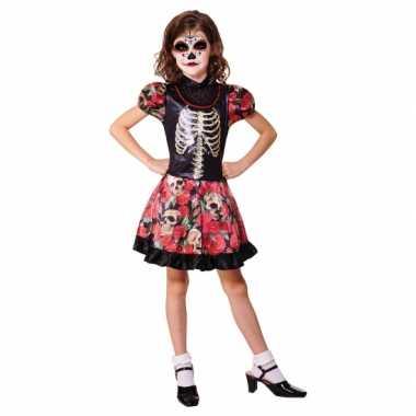 Halloween dag van de dood jurkje