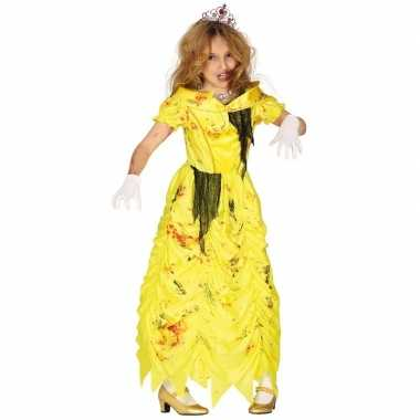 Halloween zombie prinses jurk voor meisjes