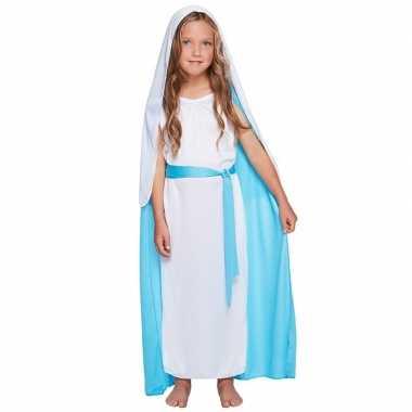 Heilige maagd maria kerst kostuum voor meisjes