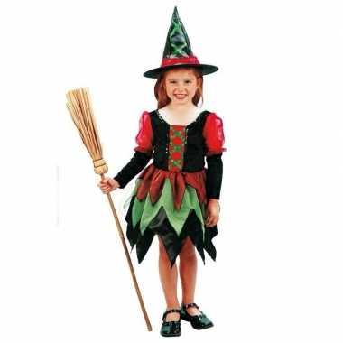 Heksen jurkje voor meiden