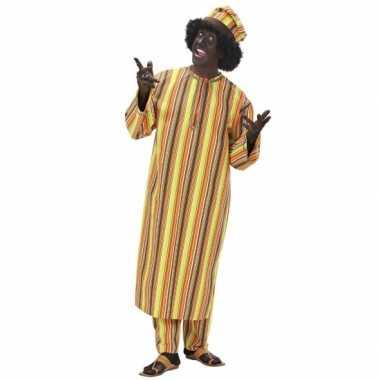Heren kostuum afrika