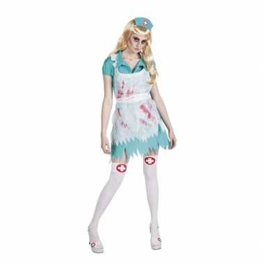 Horror verpleegsters kostuum dames