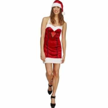 Kort kerstjurkje voor vrouwen