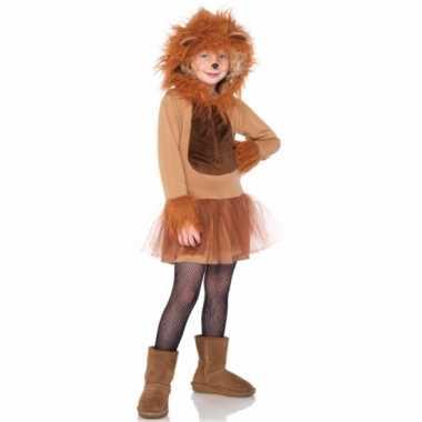 Leeuw kostuum voor meiden