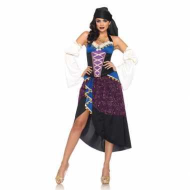 Luxe zigeunerin kostuum dames