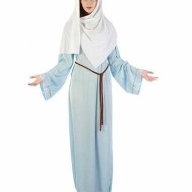 Maria verkleed kostuum jurk