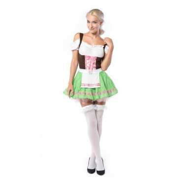 Oktoberfest sweetheart jurkje voor dames