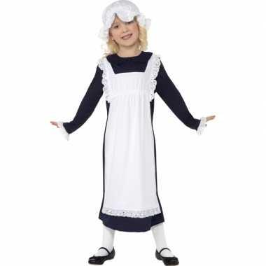 Ouderwets weesje kostuum voor kinderen