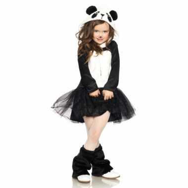 Panda beer kostuum meisjes