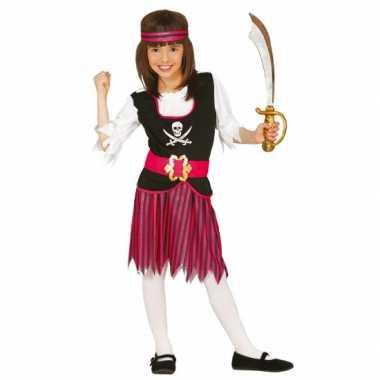 Piratenpakje voor meisjes