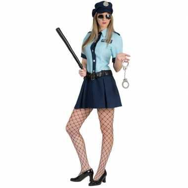 Politieagente verkleed jurkje voor dames