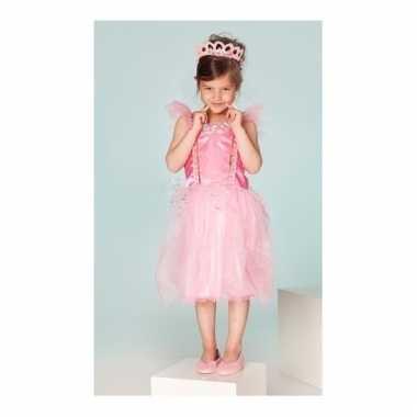 Prinsessen jurkje clancy roze