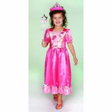 Prinsessen jurkje cyrina roze