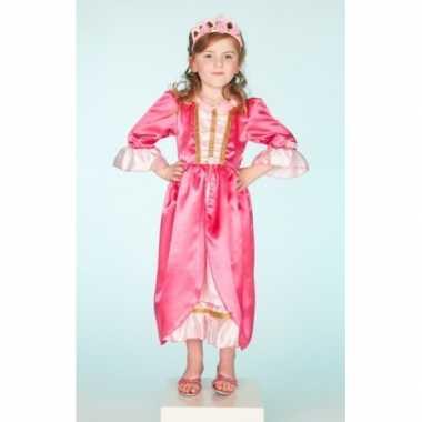 Prinsessen jurkje marilyn roze