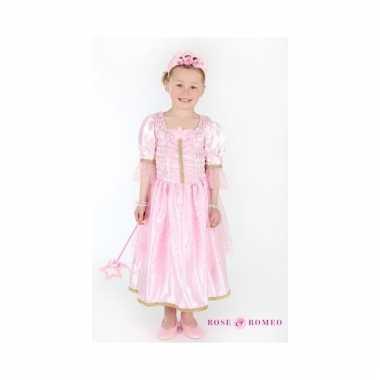 Prinsessen jurkje samara roze