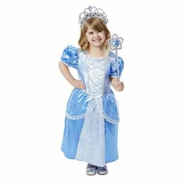 Prinsessen kleding met acc voor meisjes