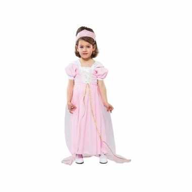 Prinsessen peuter jurkjes roze