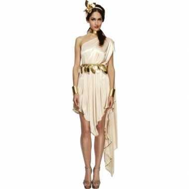 Romeinse godin verkleedkleding voor dames