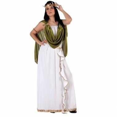 Romeinse/griekse lange toga/jurk/gewaad kostuum verkleedset livia voo