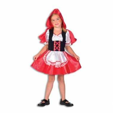 Roodkapje kleding voor meiden