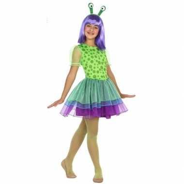 Ruimtewezen carnavalskleding voor meisjes